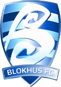 Escudo de BLOKHUS FC (DINAMARCA)