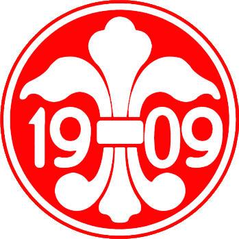 Escudo de BOLDKLUBBEN 1909 (DINAMARCA)