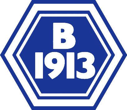 Escudo de BOLDKLUBBEN 1913 (DINAMARCA)