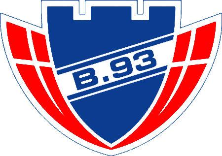 Escudo de BOLDKLUBBEN 93 (DINAMARCA)