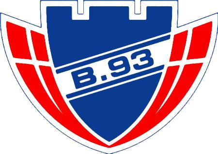 Escudo de BOLDKLUBBEN AF 1893 (DINAMARCA)