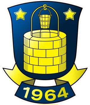 Escudo de BRONDBY IF (DINAMARCA)