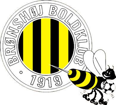 Escudo de BRONSHOJ BOLDKLUB (DINAMARCA)