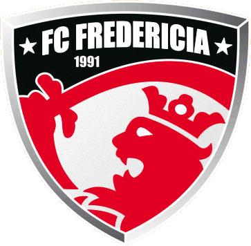 Escudo de FC FREDERICIA (DINAMARCA)