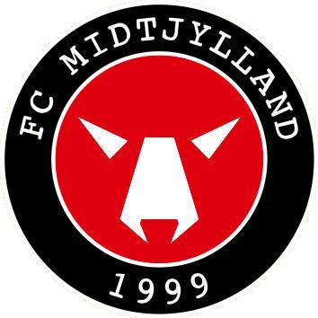 Escudo de FC MIDTJYLLAND (DINAMARCA)
