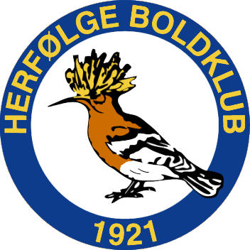 Escudo de HERFOLGE BK (DINAMARCA)