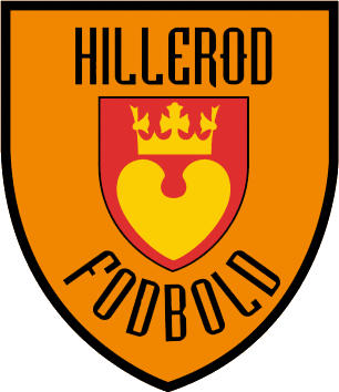 Escudo de HILLEROD FODBOLD (DINAMARCA)