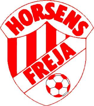 Escudo de HORSENS FREJA F.K. (DINAMARCA)