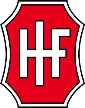 Escudo de HVIDOVRE I.F. (DINAMARCA)