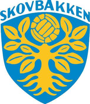 Escudo de IK SKOVBAKKEN (DINAMARCA)