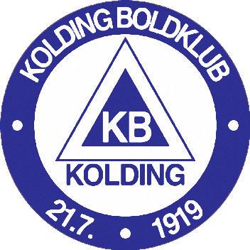 Escudo de KOLDING BOLDKLUB (DINAMARCA)