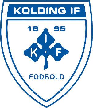 Escudo de KOLDING IF (DINAMARCA)