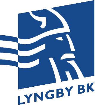 Escudo de LYNGBY BK (DINAMARCA)