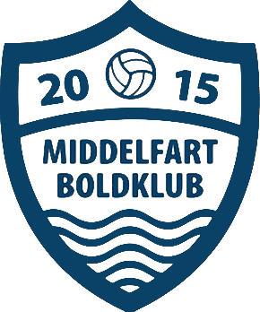 Escudo de MIDDELFART BK (DINAMARCA)