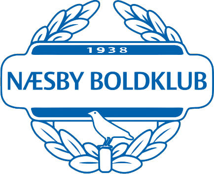 Escudo de NAESBY BK (DINAMARCA)
