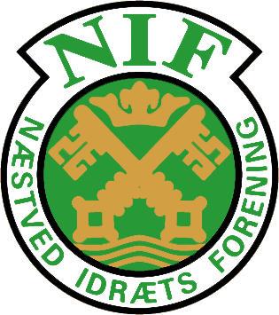 Escudo de NAESTVED IF (DINAMARCA)