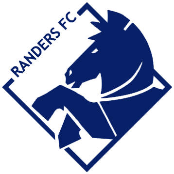 Escudo de RANDERS FC (DINAMARCA)