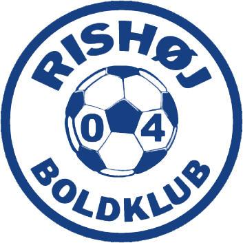 Escudo de RISHOJ BK (DINAMARCA)