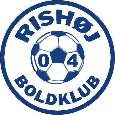 Escudo de RISHOJ BOLDKLUD (DINAMARCA)