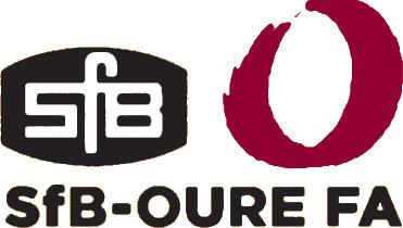 Escudo de SFB-OURE FA (DINAMARCA)