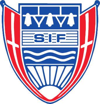 Escudo de SKOVSHOVED IF (DINAMARCA)