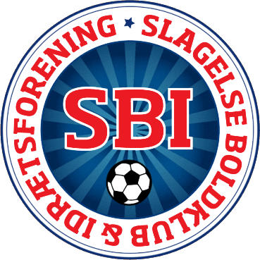 Escudo de SLAGELSE BK (DINAMARCA)