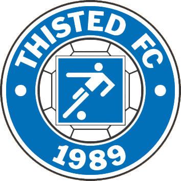 Escudo de THISTED FC (DINAMARCA)