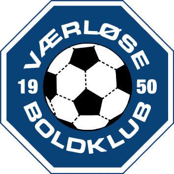 Escudo de VAERLOSE BK (DINAMARCA)