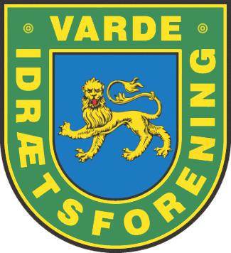 Escudo de VARDE IF (DINAMARCA)
