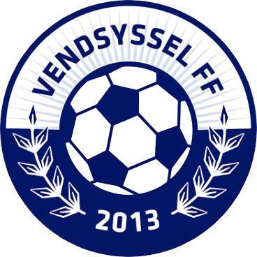Escudo de VENDSSYSSEL FF (DINAMARCA)