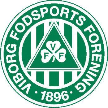 Escudo de VIBORG  FF (DINAMARCA)