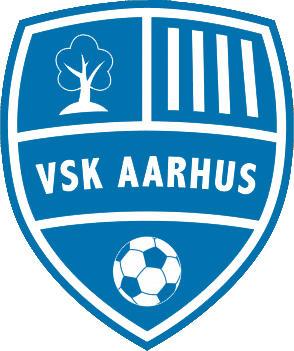 Escudo de VSK AARHUS (DINAMARCA)