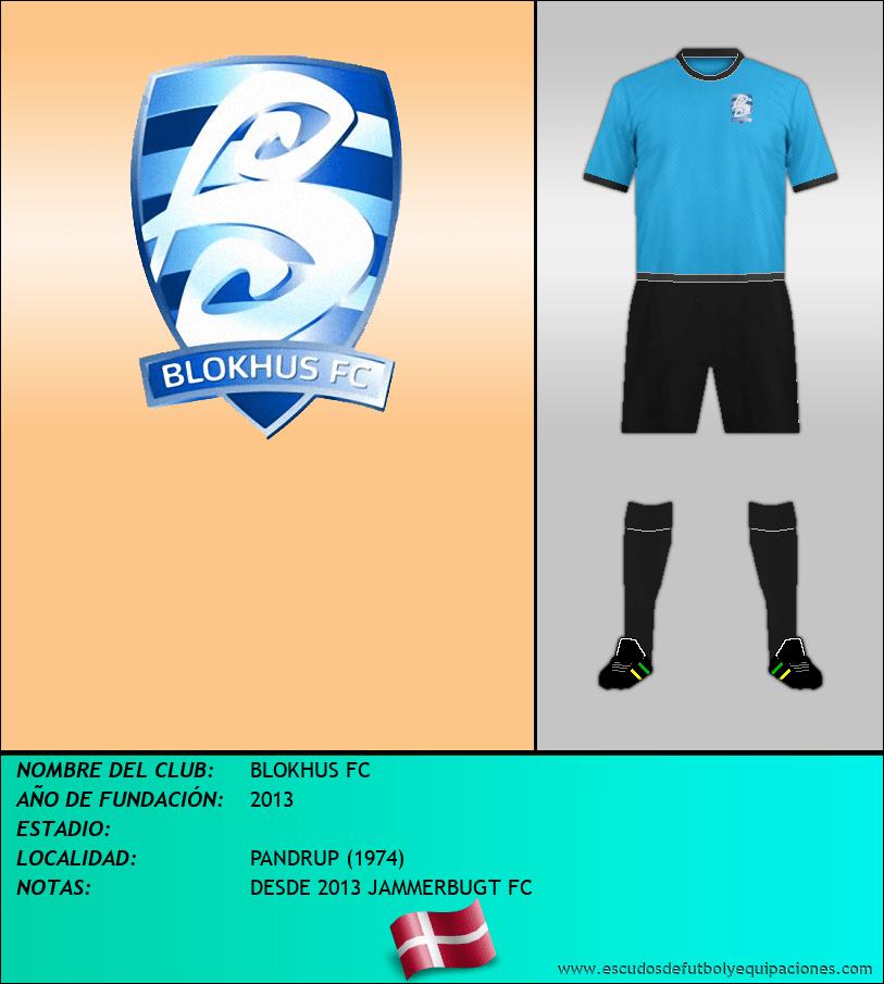 Escudo de BLOKHUS FC