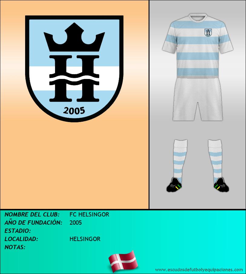 Escudo de FC HELSINGOR