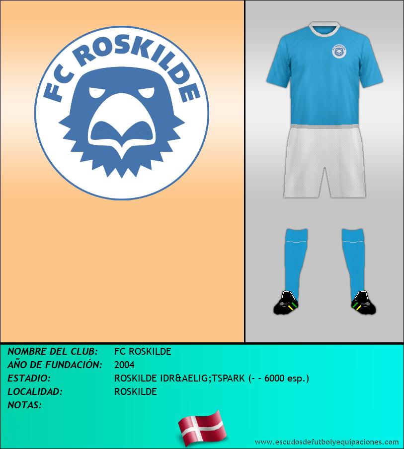 Escudo de FC ROSKILDE