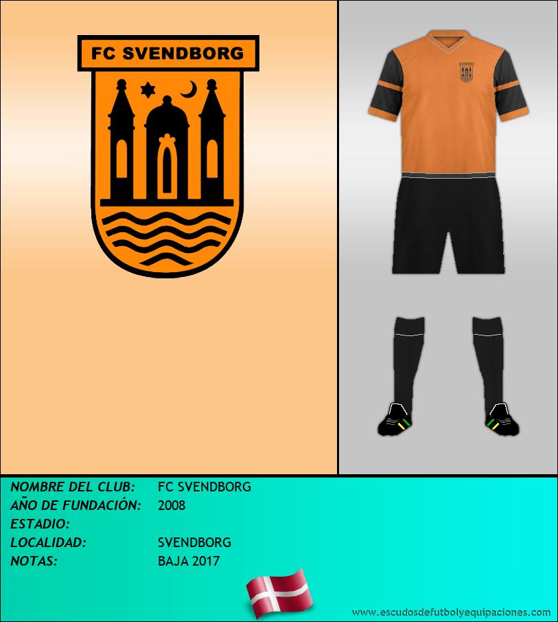 Escudo de FC SVENDBORG