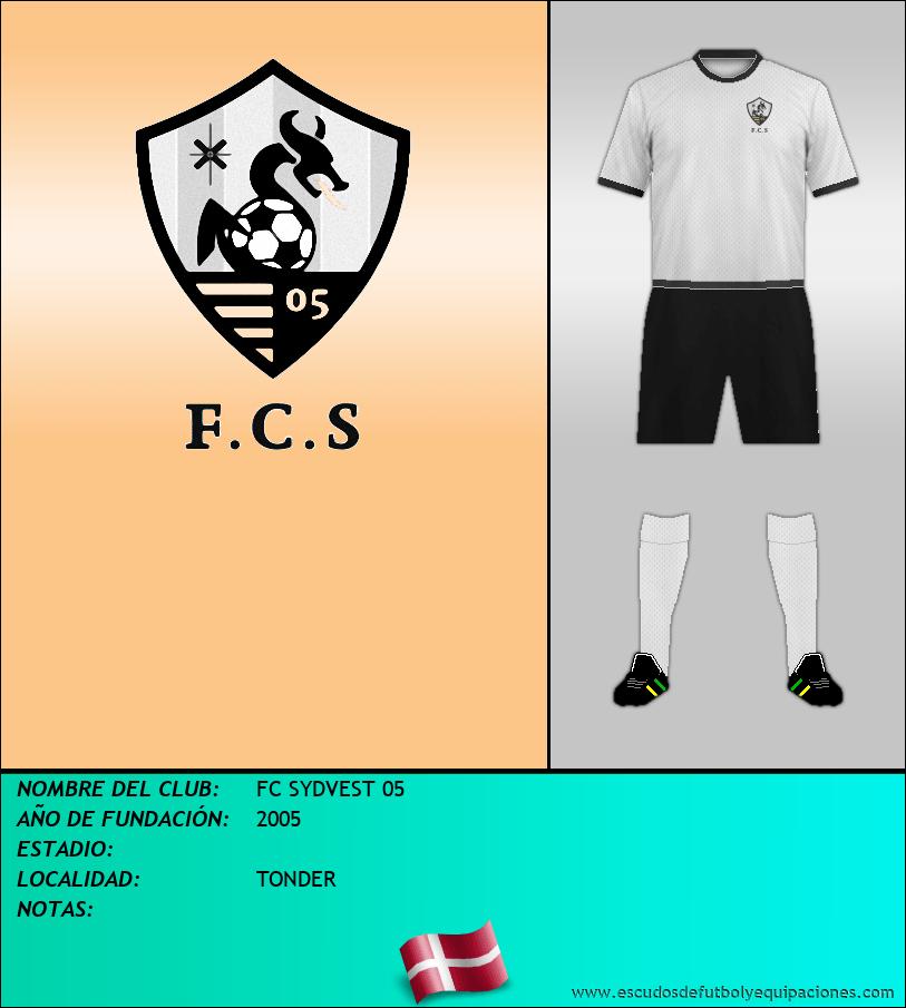 Escudo de FC SYDVEST 05