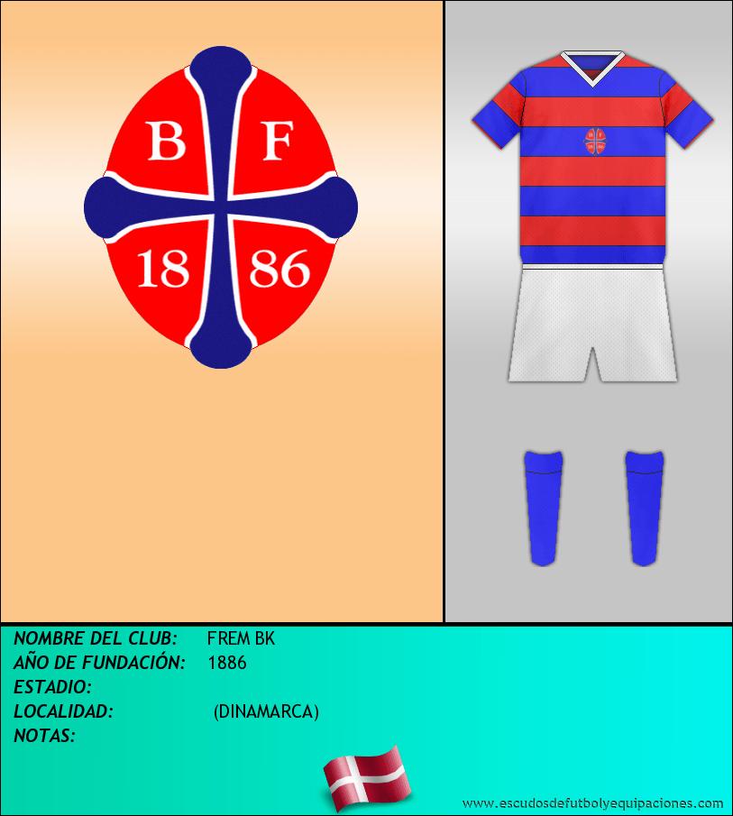 Escudo de FREM BK