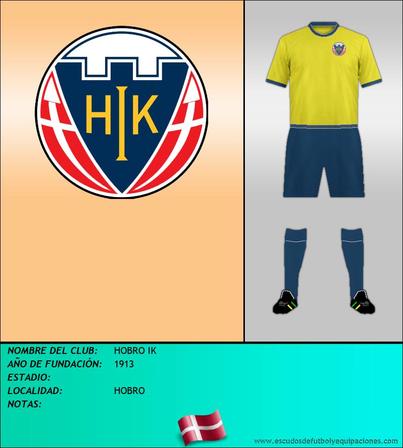 Escudo de HOBRO IK