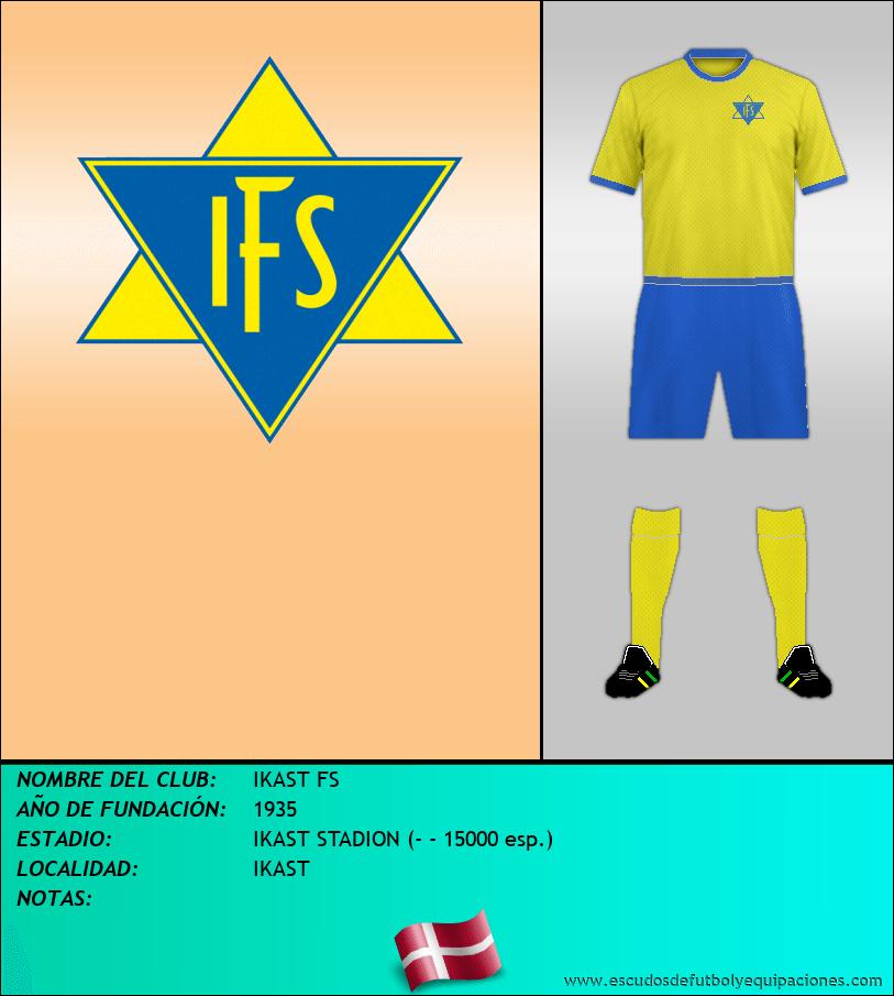 Escudo de IKAST FS