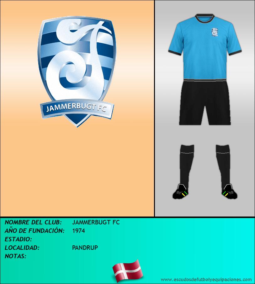 Escudo de JAMMERBUGT FC