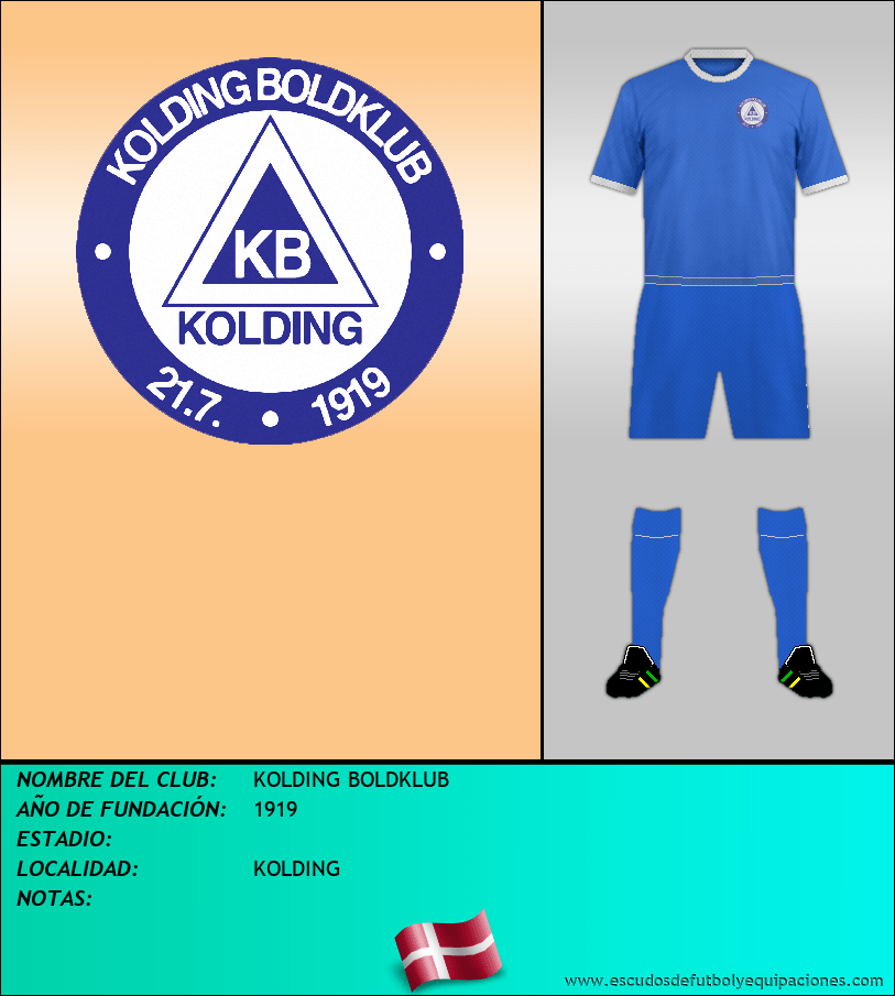 Escudo de KOLDING BOLDKLUB