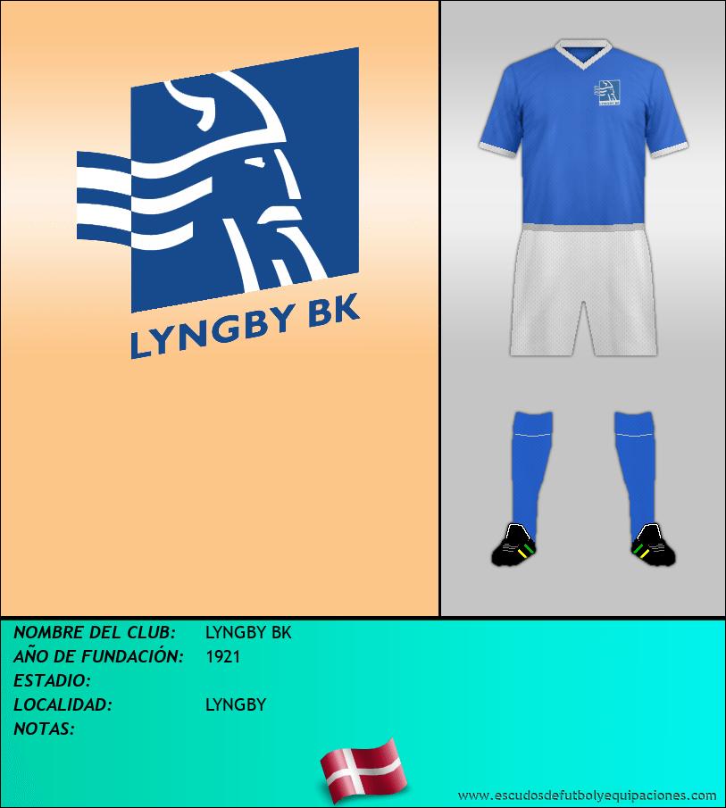 Escudo de LYNGBY BK