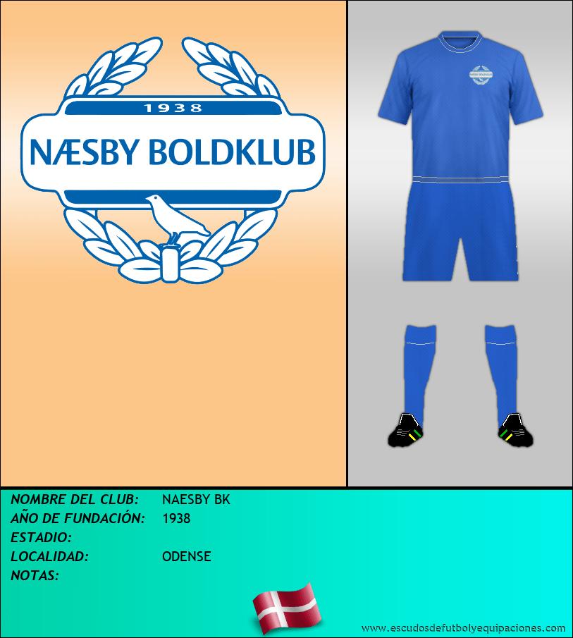 Escudo de NAESBY BK