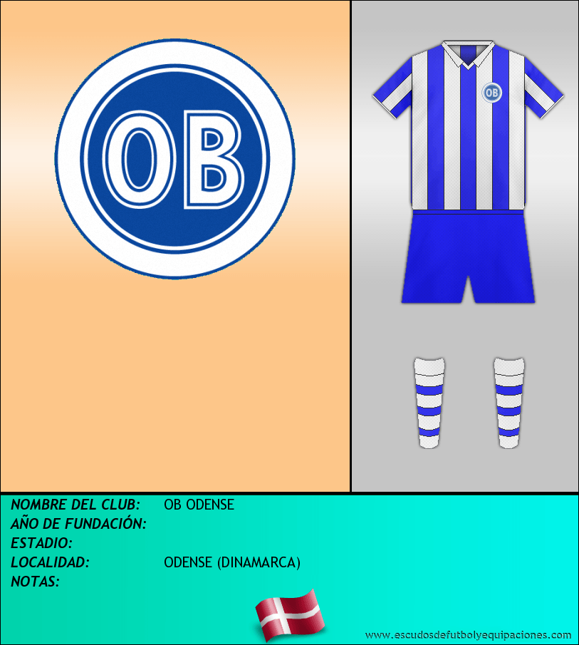 Escudo de OB ODENSE