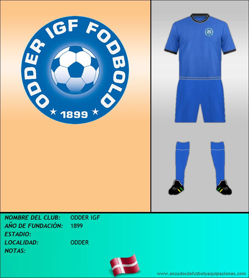 Escudo de ODDER IGF