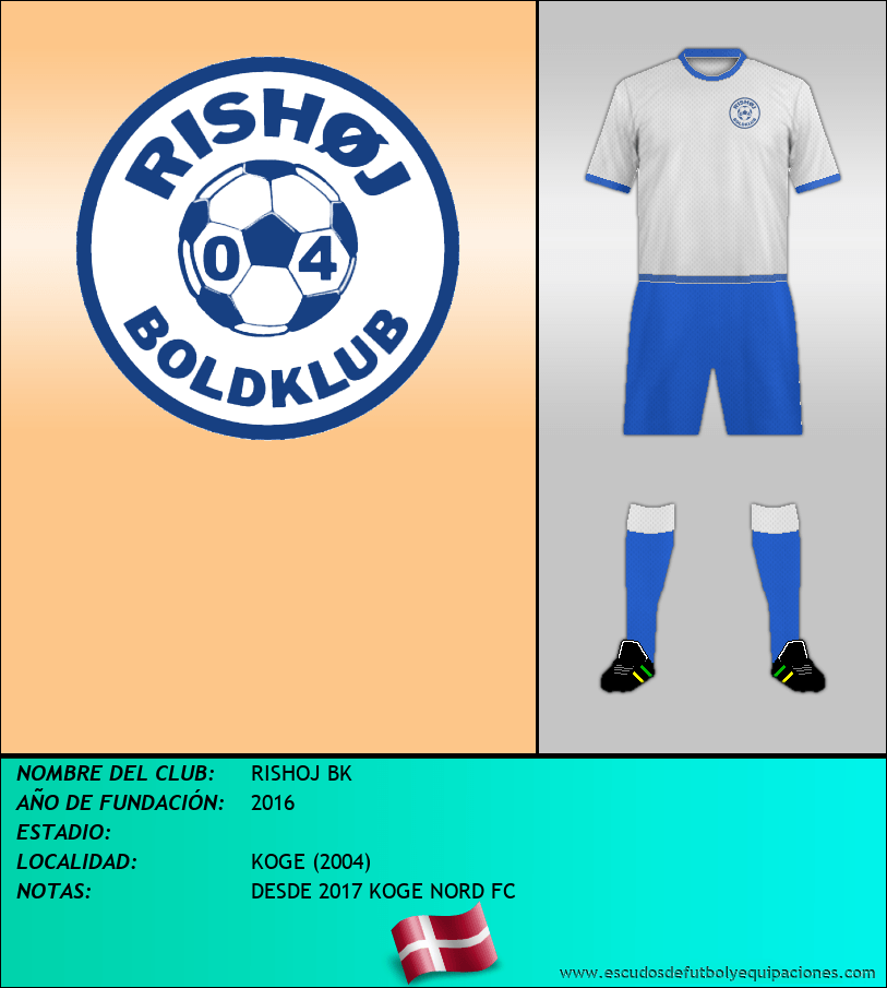 Escudo de RISHOJ BK