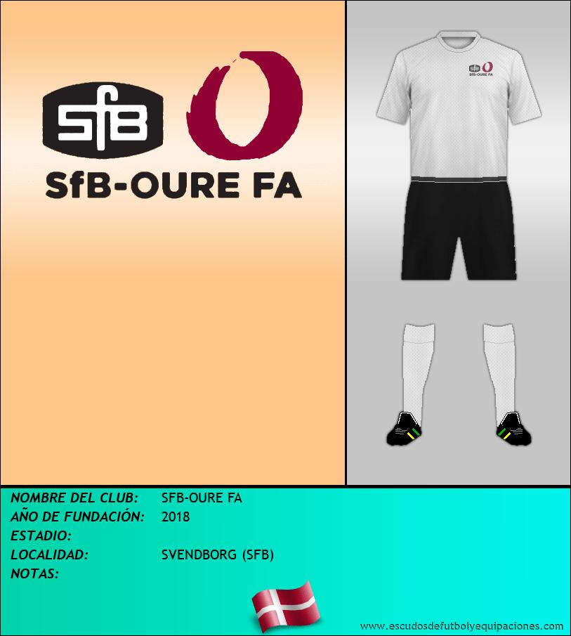 Escudo de SFB-OURE FA