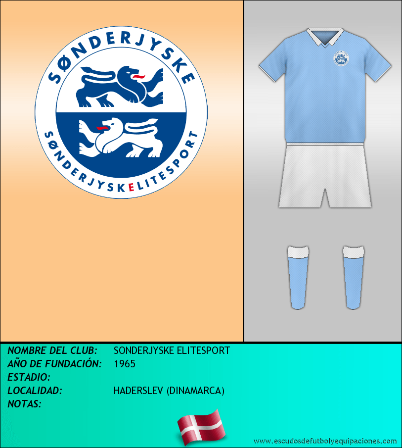 Escudo de SONDERJYSKE ELITESPORT