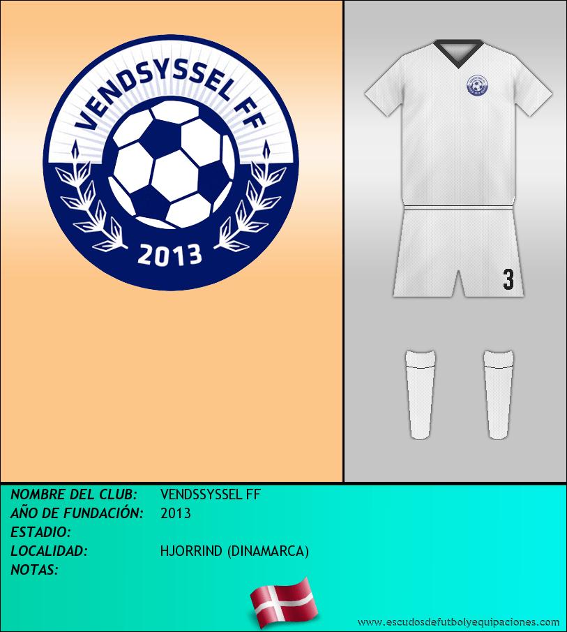 Escudo de VENDSSYSSEL FF